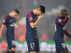 Paris Saint-Germain kam seit der Katar-Übernahme nie über das CL-Viertelfinale hinaus