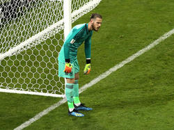 David de Gea patzte im ersten WM-Spiel der Spanier
