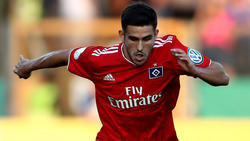 Jairo Samperio fällt nach einer Trainingsverletzung bis zum Saisonende aus