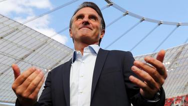VfL-Wolfsburg-Coach Bruno Labbadia muss mit seinem Team gegen den FC Bayern antreten