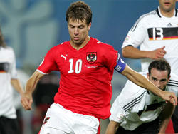 Andreas Ivanschitz war Österreichs Kapitän bei der Heim-EM 2008