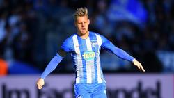 Arne Maier ist noch bis 2022 an Hertha BSC gebunden