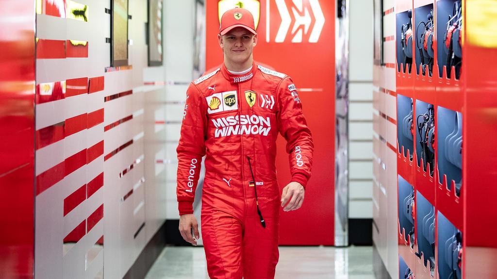 Mick Schumacher träumt von einem Cockpit in der Formel 1