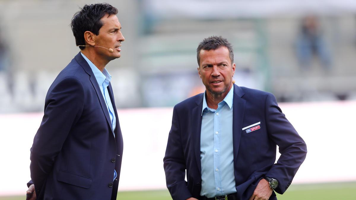 Sebastian Hellmann und Lothar Matthäus melden sich am Samstag aus München