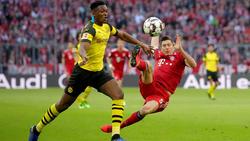 Im Supercup kommt es zum deutschen Fußball-Klassiker zwischen Bayern München und Borussia Dortmund