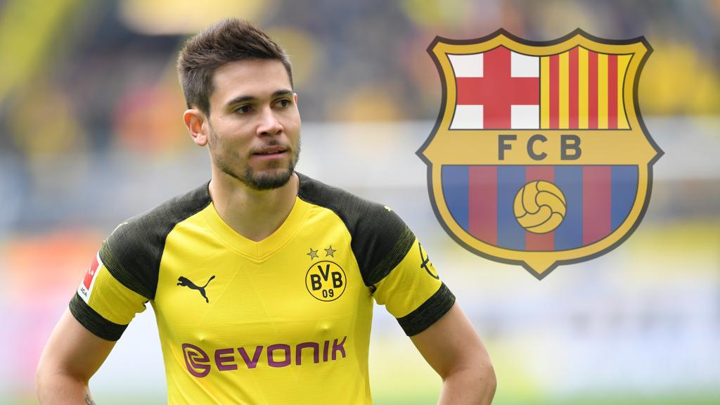 Raphael Guerreiro wird vom FC Barcelona umworben