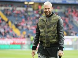 Marco Russ estuvo presente en el partido del Eintracht contra el Leverkusen. (Foto: Getty)