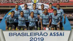 Sao Paulo suma 30 unidades en la tabla.