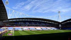 Die Bolton Wanderers stehen vor dem Lizenzentzug