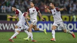 El Colón se clasificó a la final al ganar la tanda de penaltis.