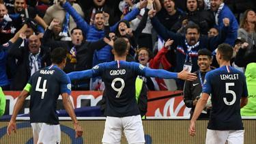 Girouds Treffer reichte nicht zum Sieg