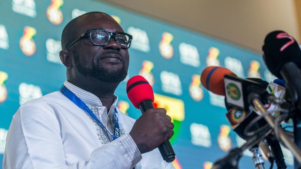 Kurt Okraku ist neuer GFA-Präsident