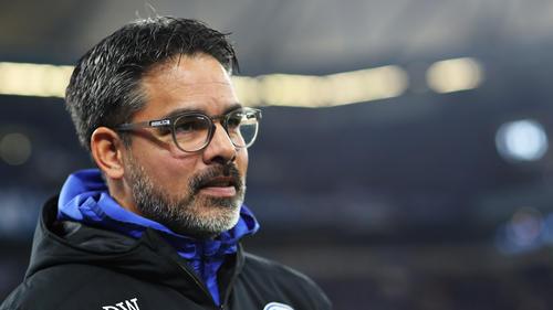 David Wagner ist seit dieser Saison Trainer beim FC Schalke 04