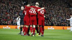 Der FC Liverpool ist in der Premier League seit 37 Spielen ungeschlagen