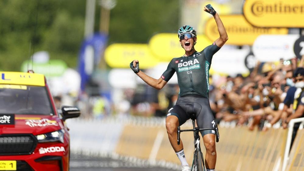 Nils Politt zählt zu den Gewinnern der Tour de France