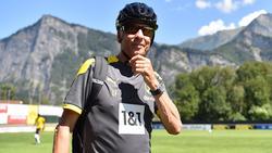 Lucien Favre genießt seit dem Aus beim BVB seine Freizeit