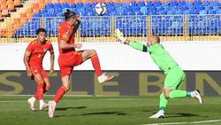 Bale estuvo acertado de cara al marco contrario.