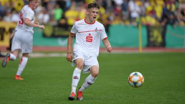 Florian Wirtz wechselt vom 1. FC Köln zu Bayer Leverkusen