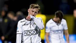 Felix Passlack ist noch bis zum 30. Juni vom BVB an Fortuna Sittard ausgeliehen