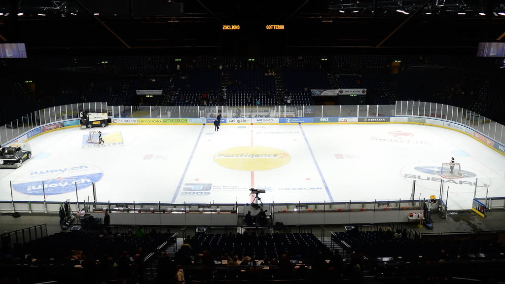 Die Eishockey-WM wurde abgesagt