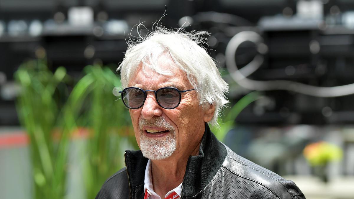 Bernie Ecclestone prägte lange die Formel 1