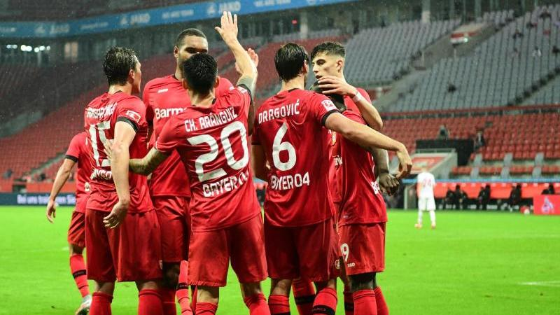 Bei Bayer Leverkusen läuft es derzeit rund