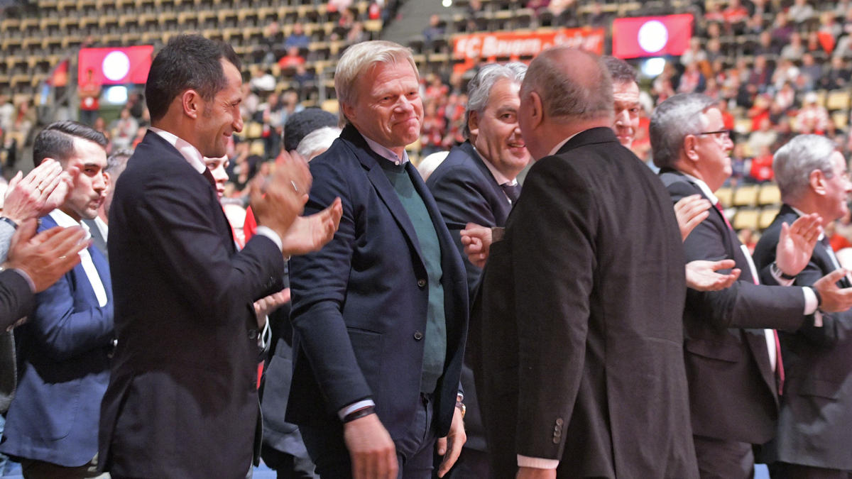 Uli Hoeneß ist der Ehrenpräsident des FCBayern