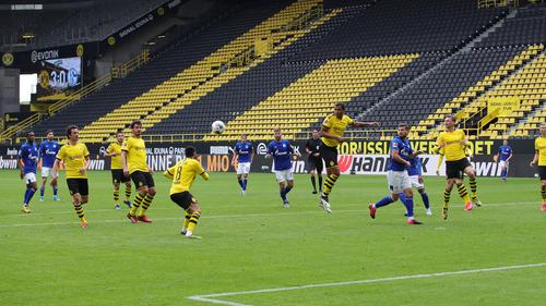 Nur 300 Zuschauer können das Derby im Stadion live sehen
