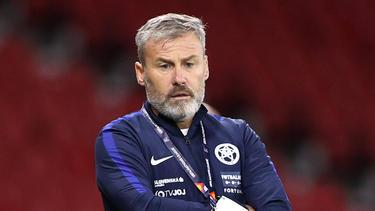 Ist nicht mehr Nationaltrainer der Slowakei: Pavel Hapal