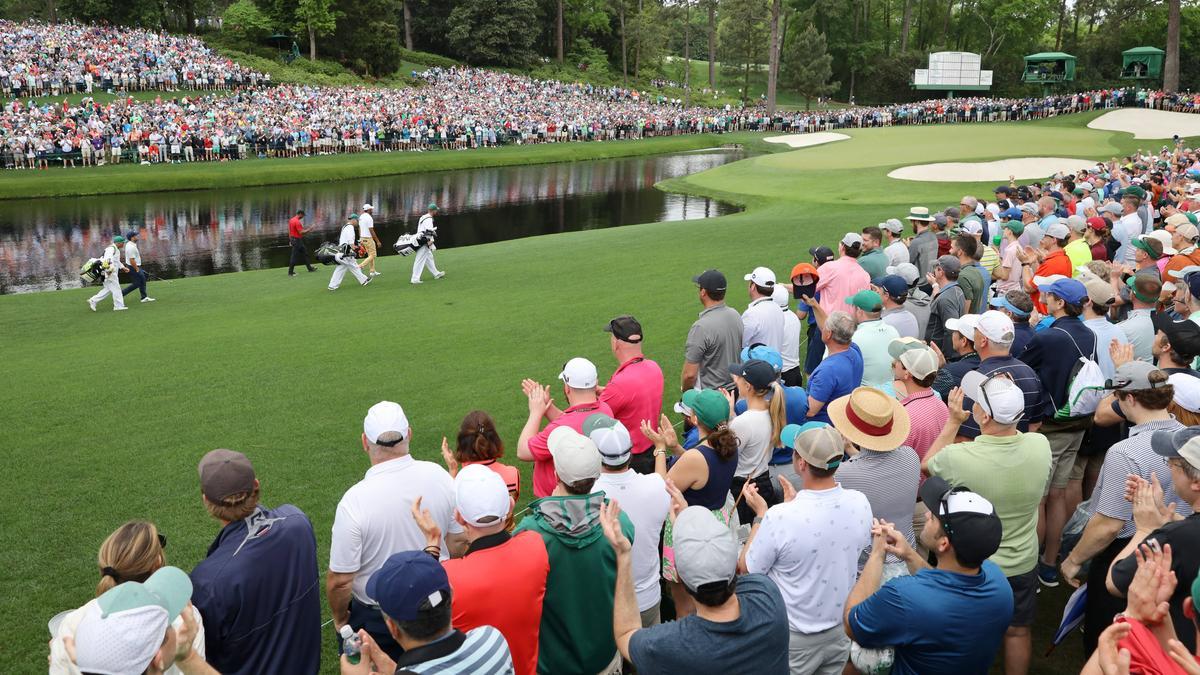 Das Masters ist das wichtigste Golf-Turnier des Jahres
