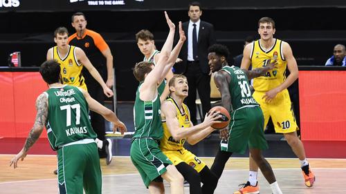 ALBA Berlin hat in der EuroLeague die nächste Niederlage hinnehmen müssen