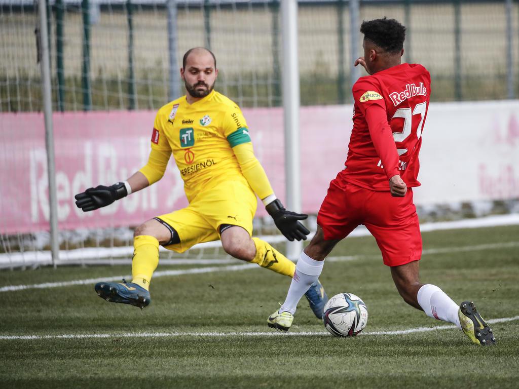 Adeyemi gelang gegen WSG Tirol das