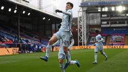 Kai Havertz brachte den FC Chelsea gegen Crystal Palace in Führung