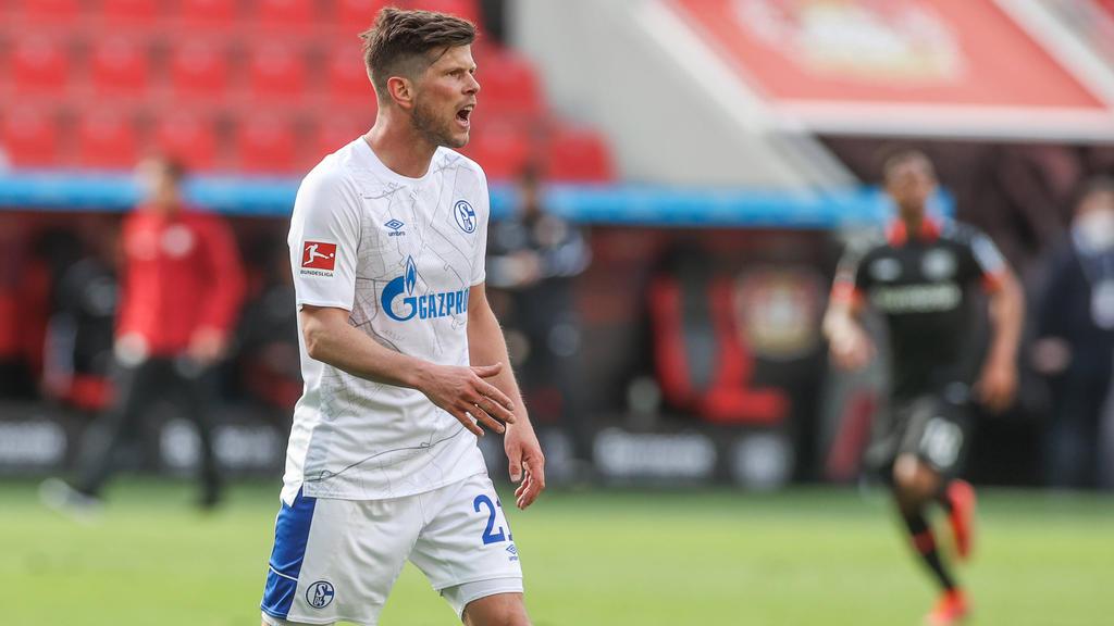 Klaas-Jan Huntelaar könnte dem FC Schalke 04 erhalten bleiben
