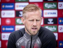 Dänemark-Torhüter Kasper Schmeichel