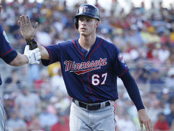 Max Kepler kehrt in den Kader der Twins zurück