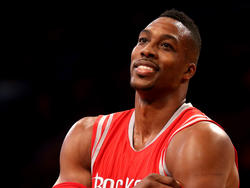 Dwight Howard hat gut Lachen