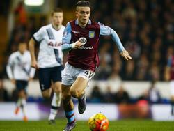 Läuft so schnell nicht mehr für Aston Villa auf: Jack Grealish