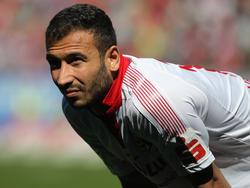 Verstärkt die Dynamo-Offensive: Akaki Gogia