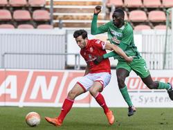 Marin Sverko wechselt vom FSV Mainz 05 zum Karlsruher SC