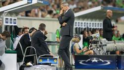 Knappe Niederlage für Adi Hütter und die Eintracht