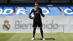 Courtois ha llegado para ser titular en el Real Madrid. (Foto: Getty)