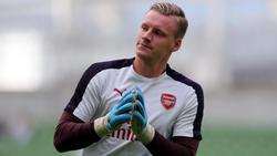 Bekommt eine Chance im Arsenal-Tor: Bernd Leno