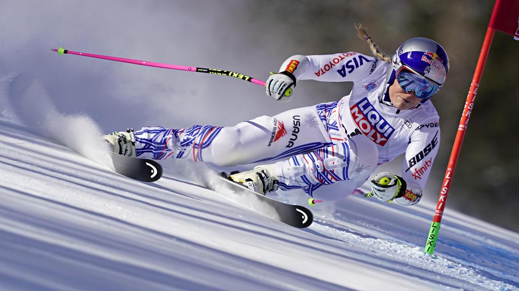 Lindsey Vonn will noch eine letzte Ski-WM erleben