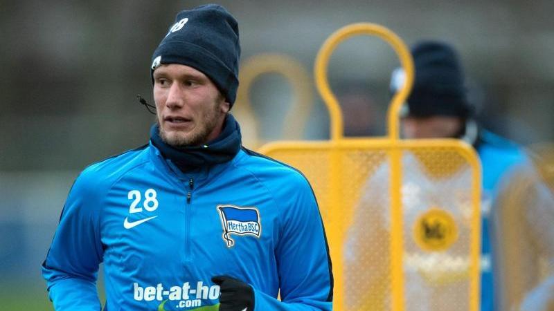 Verlässt Hertha BSC nach zwölf Jahren: Fabian Lustenberger