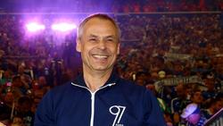 Olaf Thon gewann mit dem FC Schalke 1997 den UEFA-Cup