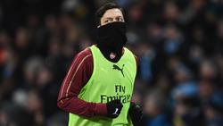 Von Mesut Özil wird mehr Konstanz im Training gefordert