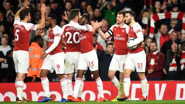 Ramsey traf zur Gunners-Führung
