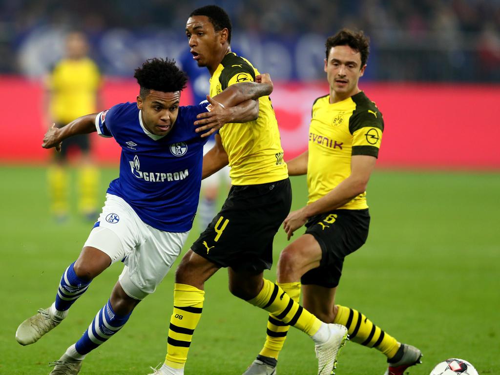Bvb Schalke Statistik