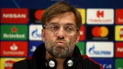 Jürgen Klopp hält von den UEFA-Plänen gar nichts